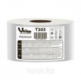 Туалетная бумага в больших рулонах Veiro Professional Premium
