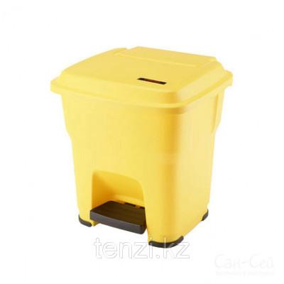 Гера контейнеры с педалью 85 л. Vileda Professional