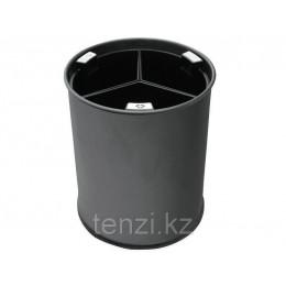Probbax Корзина для отходов 13л черный цвет