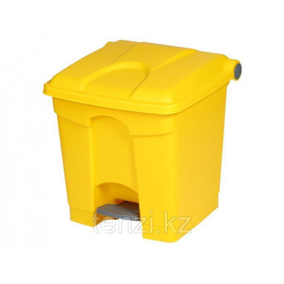 Probbax Контейнеры 30л желтый цвет