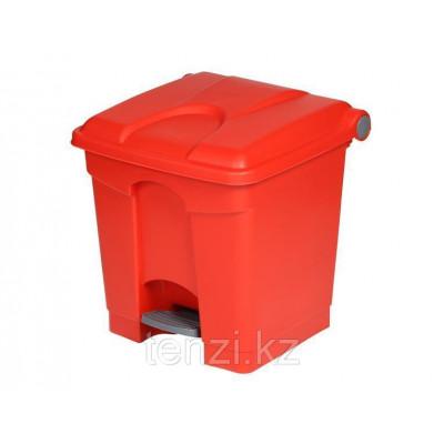 Probbax Контейнеры 45л красный цвет
