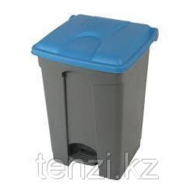 Probbax Контейнеры двухцветные 45л (серый и синий)
