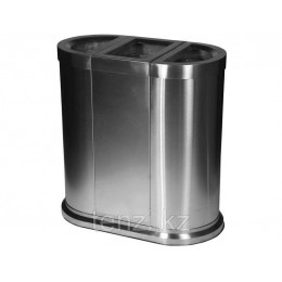 Probbax Тройной разделитель отходов 150л