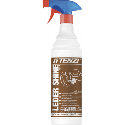 Leder Shine средство для придания блеска изделиям из кожи