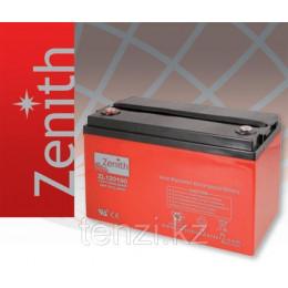 Тяговая необслуживаемая аккумуляторная батарея ZENITH 12В