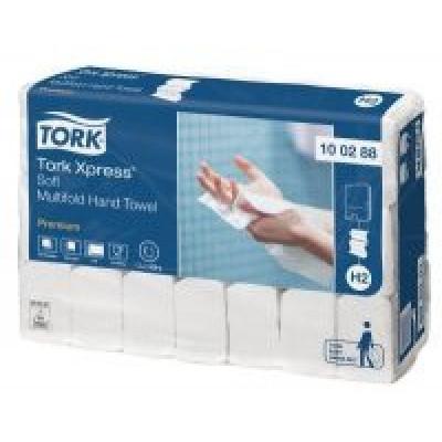 Tork Advanced полотенца сложения Interfold мягкие