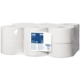 Туалетная бумага в мини рулонах