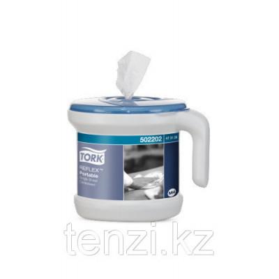 Переносной диспенсер Tork Reflex™ с центральной вытяжкой (M4)
