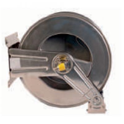 Автоматический барабан из нержавеющей стали для шланга 25м ¾