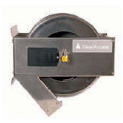 Автоматический барабан из нержавеющей стали для шланга 25м ½