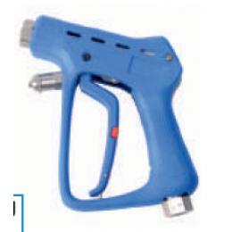 Пистолет для ЦСМ с задержкой выключения с поворотным соединением