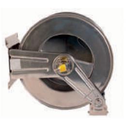 Автоматический барабан из нержавеющей стали для шланга 20м ½