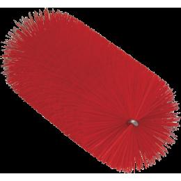 Ерш, используемый с гибкими ручками, Ø60 мм, 200 мм, средний ворс, красный цвет