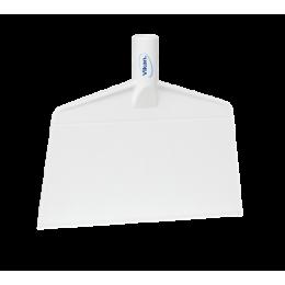 Скребок с рабочей пластиной из нейлона, 270 мм, белый цвет