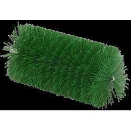 Ерш, используемый с гибкими ручками, Ø90 мм, 200 мм, средний ворс, зеленый цвет