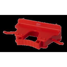 Настенное крепление для 1-3 предметов, 160 мм, красный цвет