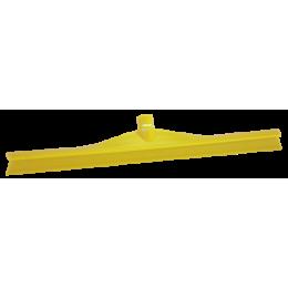 Сверхгигиеничный сгон, 700 мм, желтый цвет