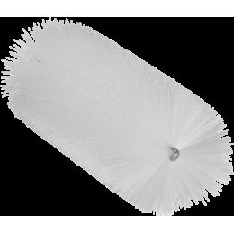 Ерш, используемый с гибкими ручками, Ø60 мм, 200 мм, средний ворс, белый цвет