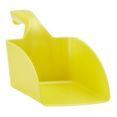 Совок ручной малый, 0,5 л, желтый цвет