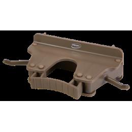 Настенное крепление для 1-3 предметов, 160 мм, коричневый цвет