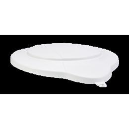 Крышка для ведра, 12 л, белый цвет