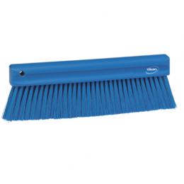 Щетка мягкая для уборки порошкообразных частиц, 300 мм, Мягкий ворс, синий цвет