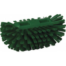 Щетка для очистки емкостей, 205 мм, средний ворс, зеленый цвет