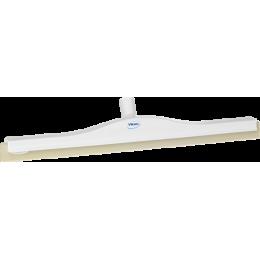 Классический сгон для пола с подвижным креплением, сменная кассета, 600 мм, белый цвет